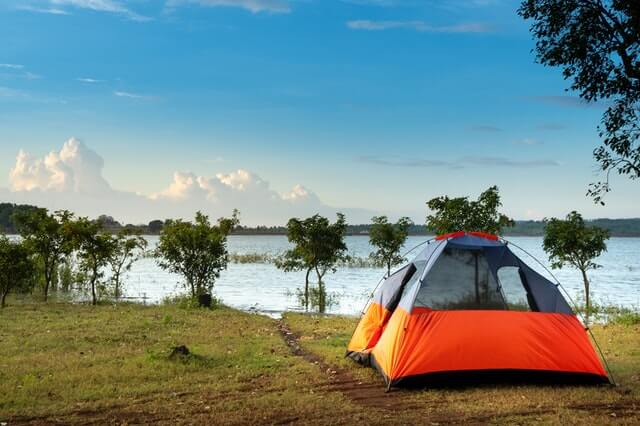 How to Keep Your Tent Off the Ground